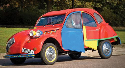 Andysaunderskustoms.co.uk 2CV6-Picasso-Citroen-by-Andy-Sau