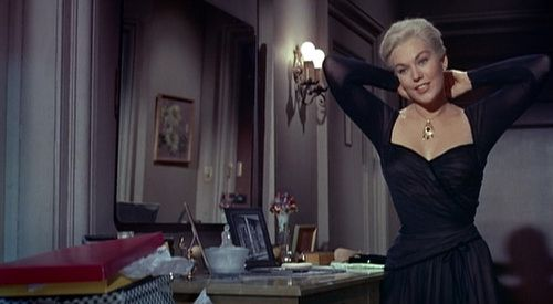 Kim Novak - Sueurs froides - Alfred Hitchcock