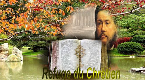 SPURGEON Refuge du Chrétien