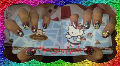 concours hello kitty bling bling