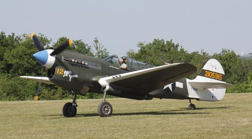 Curtiss P40N (1)