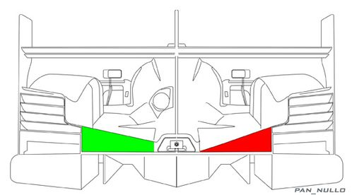 Porsche919 Rear LMTest LOW