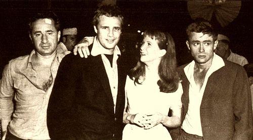 Brando et Dean