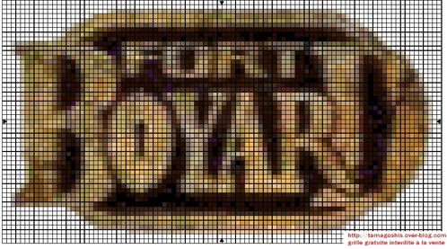 photo fort boyard ecriture grille 43c