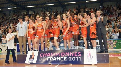 Bourges Champion 2011