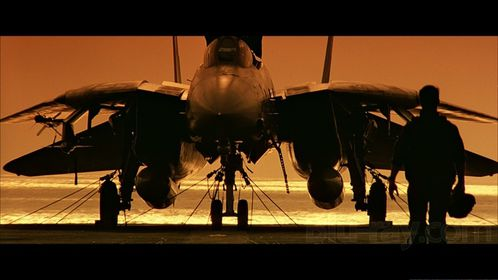 [test] Top Gun en blu-ray 3D