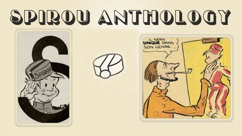 Spirou anthology