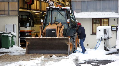 Chasse neige Fontenay-sous-Bois