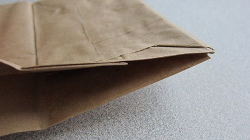 Scrap lunch bags (4)