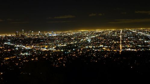 Griffith Observatory, CA - 15