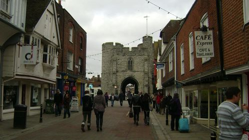 the west gate 2