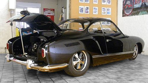 karmann ghia low light 1957 vendre. Black Bedroom Furniture Sets. Home Design Ideas