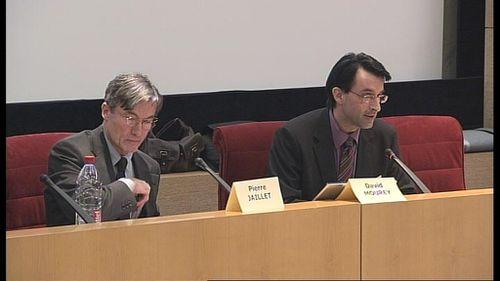 Pierre Jaillet et DM 13 02 2009