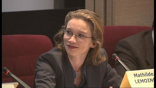 Mathilde Lemoine 13 02 2009