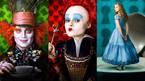 aliceTim-Burton-Alice-In-Wonderland