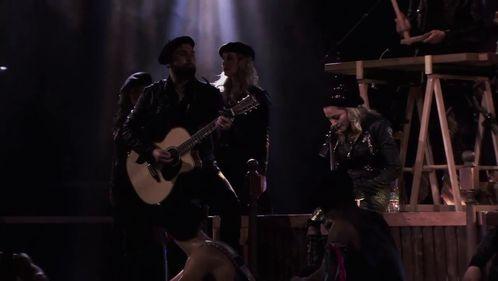 Madonna - Olympia - MDNA - Masterpiece (01)