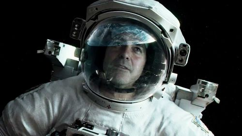 George Clooney - Gravity - Alfonso Cuaron (03)