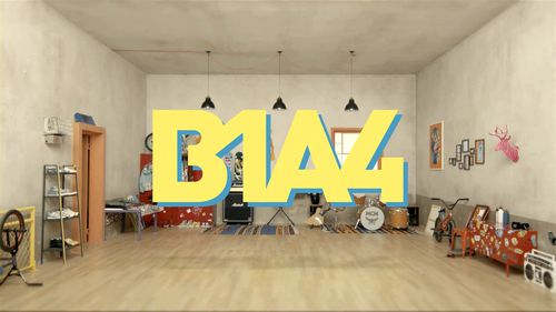 [mv] b1a4 - what s happening (hd 1080p) [www.k2nblog.com].m