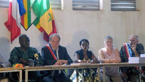 Sénégal Koungheul Michel Tabanou Coopération décentralisée