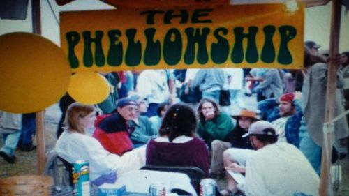 USA 40h the phellowship