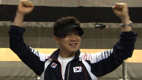 jin jong oh london games 2012