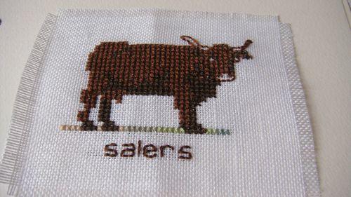 SALERS BRODEE 12