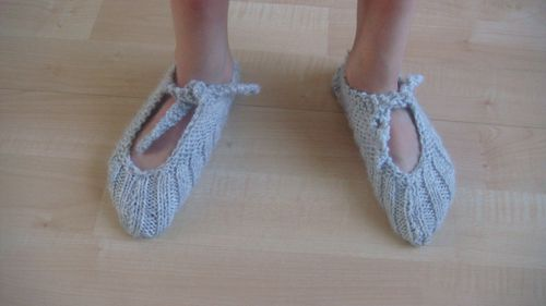 CHAUSSONS GRISPIEDS