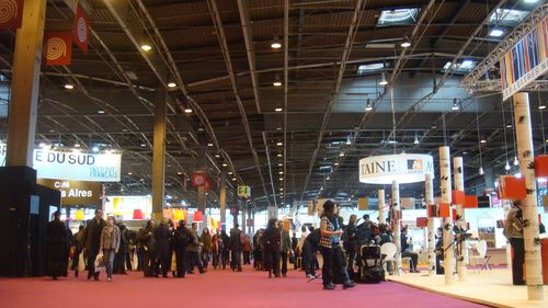 SALON DU LIVRE