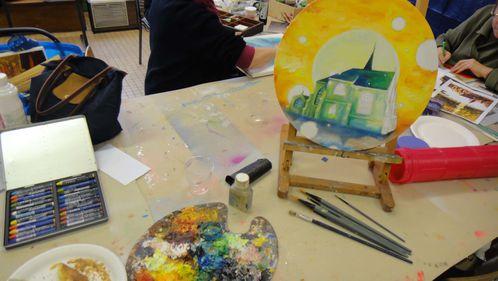 Atelier de Flo 08-Peinture-Donchery-Ardennes-Flo Megardon5