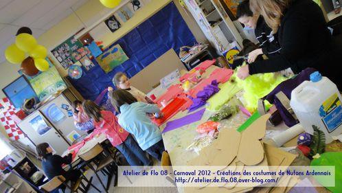 Lutin-Carnaval-Atelier de Flo-Artiste-Ardennes-Flo Megardon