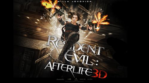 resident evil afterlife 3d-