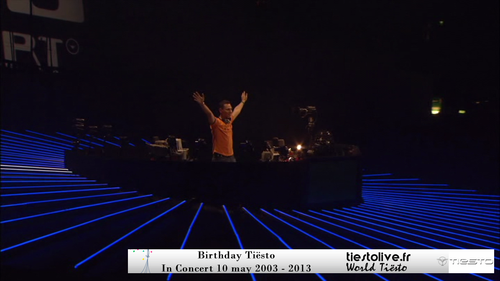 Birtdhay Tiësto in concert 2003 Spécial 10 years (4)
