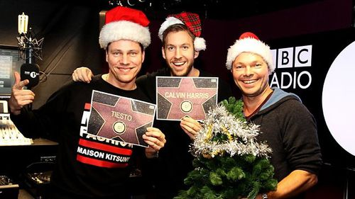 Pete Tong – The Essential Selection Guests Tiesto and Calvin Harris 20 december 2013