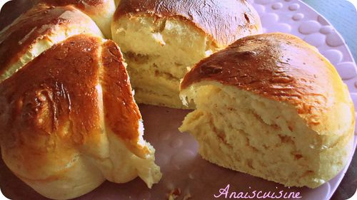 Thermomix Brioche Delicieusement Moelleuse Anaiscuisine
