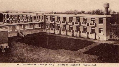 bas buissons - sanatorium clinique laennec