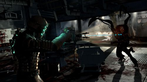 Dead Space (Coucou c moaaaa!)