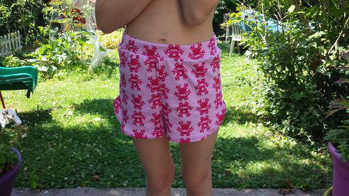 short burda grenouille 2