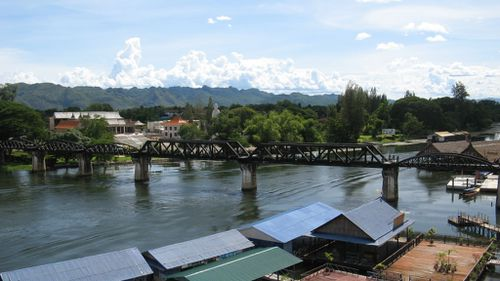 Pont river Kwai 2
