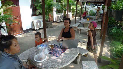 166-Vientiane Vila Sissavad Picnic