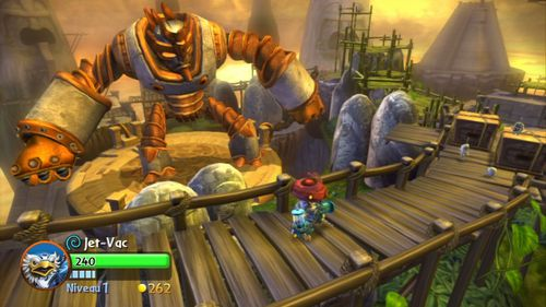 Test skylanders giants le blog d 39 aquab0n - Tous les skylanders ...