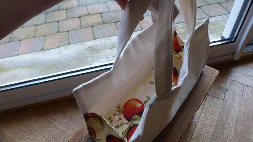 libellule sac cake pommes A4