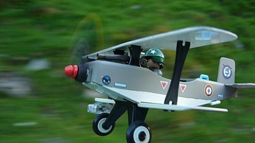 avion playmobil 2