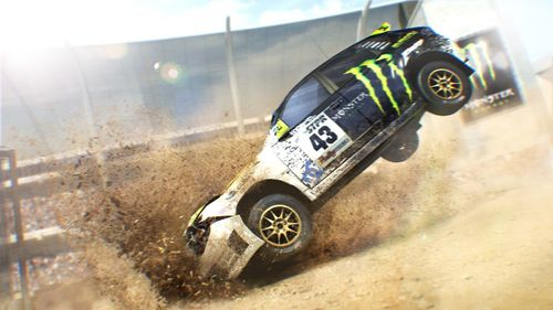 Colin McRae Dirt 2 image