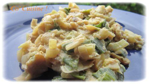 colin au poireau et lait de coco (4)