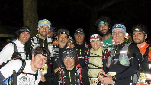 Ultratrail del Lago d'Orta 2014 (5^ ed.). Il racconto di Grazia Pitruzzella, componente del numeroso Team Sicilia