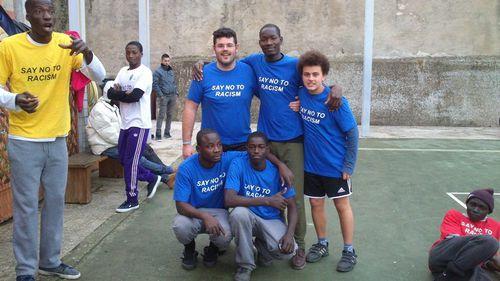 Ibla Christmas League (4^ ed.). Conclusa la prima fase del Torneo di calcetto per team composti da profughi
