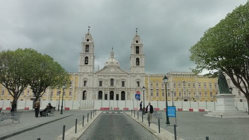 490-Mafra, le palais National