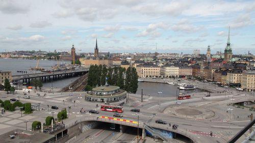 138-Stockholm-vue panoramique