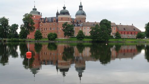 088-Mariefred château de Gripsholm