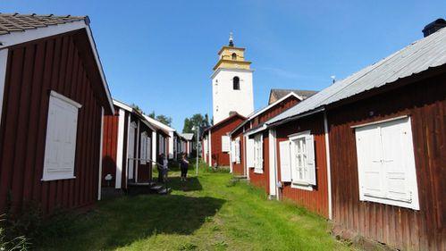 121-Gammelstad-la ville-église